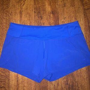 Lululemon Run Times 2 shorts